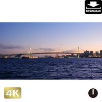 2028020 ■ 東京 レインボーブリッジ