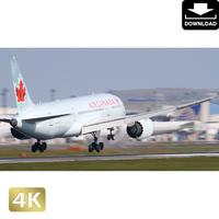 2031127 ■ 成田空港 着陸