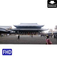 4043116 ■ 京都 紅葉 東本願寺