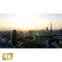 1028001 ■ 東京 東京タワー夕景