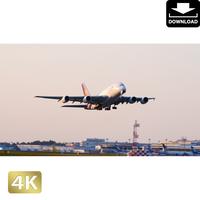 2031019 ■ 成田空港 離陸