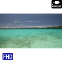 4041098 ■ 宮古島 与那覇前浜と来間大橋