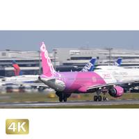 1031117 ■ 成田空港 北 離陸peach