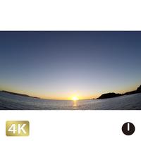 1008006 ■ 沖縄本島 浜比嘉島の日の出