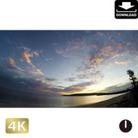2008001 ■ 沖縄 本島 ウッパマビーチの夜明け