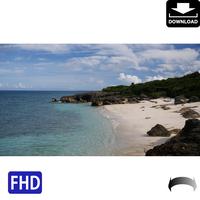 4041171 ■ 宮古島 来間島 プライベートビーチ