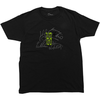 D Theater Tee Black