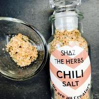 【 チリミックスハーブソルト・CHILI  Herb salt  】