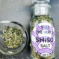 【 しそハーブソルト・SHISO Herb salt  】