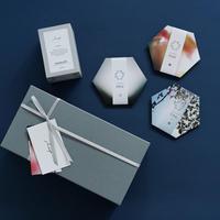 PAN/NEU/CHA バレンタインボックス(ソイキャンドル & チョコレート)