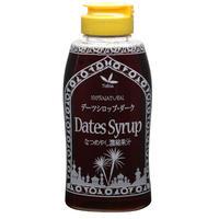 デーツ・シロップ-ダーク Dates Syrup (Dark)