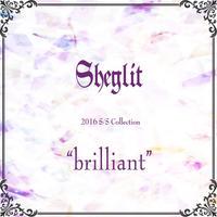 """【Sheglit 2016S/S Collection """"brilliant""""】"""