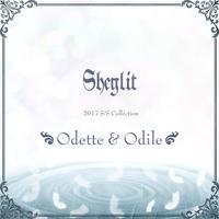 "【Sheglit 2017S/S Collection ""Odette&Odile""】"