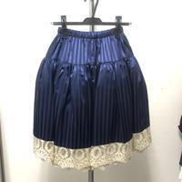 【Sample】シャドーストライプレーススカート