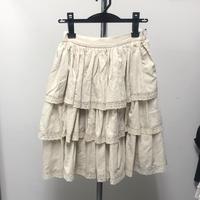 【Sample】いばら姫ティアードスカート
