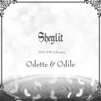 "【Sheglit 2017A/W Collection ""Odette&Odile""】"