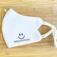 SHELLDOPEARLロゴマスク