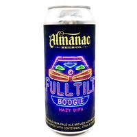 Almanac  /   FULL TILT BOOGIE   フル ティルト ブギー