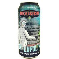 REVISION /   Dr . LUPULIN   ドクタールプリン