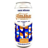Almanac  /   TRUE KOLSCH  トゥルー ケルシュ