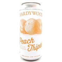 HARDY WOOD  /  Peach Tripel   ピーチトリペル