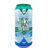 BREW DOG /   BREW DOG ✖️ CLOUD WATER    ブリュードッグ ✖️ クラウドウォーター