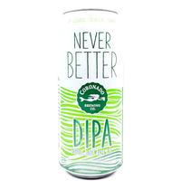 CORONADO   /  NEVER BETTER DIPA    ネバーベター DIPA