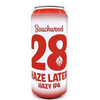 Beachwood /  28 HAZE LATER    28  ヘイズ  レイター
