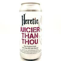 Heretic /  JUICIER THAN THOU  ジューサー ザン ゾウ