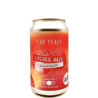 FAR YEAST  /   LYCHEE HAZE   ライチ ヘイズ