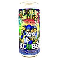 KCBC /  SUPER HERO SIDEKICKS   スーパー ヒーロー サイドキックス