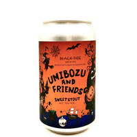 BLACK TIDE /  UMIBOZU AND FRIENDS   ウミボウズ & フレンズ
