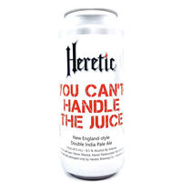 Heretic /  YOU CANT HANDLE THE JUICE  ユー キャント ハンドル ザ ジュース