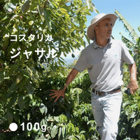 コスタリカ  ジャサル  / High Roast  浅煎り