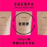 【定期便】季節のおすすめ 100g×3種類(300g)