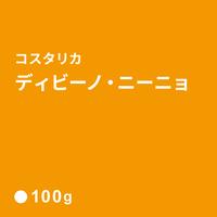 コスタリカ  ディビーノ・ニーニョ  / Cinamon Roast  浅煎り