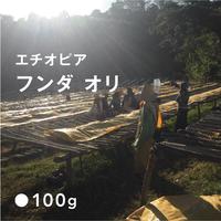 エチオピア フンダ オリ ナチュラル /  浅煎り (Medium Roast)
