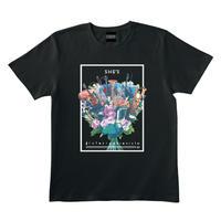 """Sinfonia """"Chronicle"""" #2 Tシャツ(ブラック)"""