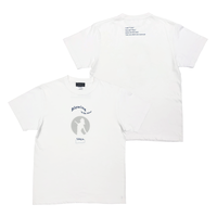 Blowing in the Wind  Tシャツ(ホワイト)