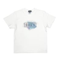 ロゴTシャツ<20 WINTER>(ホワイト)