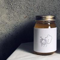 第七十三候 /  ようみつ / クロガネモチの蜂蜜 (国産天然)  / 600g