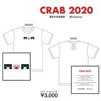 東京少年倶楽部 × La.mama『CRAB 2020』 Tシャツ
