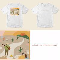 『island echo La.mama セッション』Tシャツ