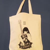 夕海×La.mama 38th anniversary コラボ企画第2弾 トートバッグ