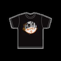 【TSUTAYA限定販売】<PAINT IT O>TシャツB