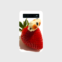 いちごとミケニャンコ。モバイルバッテリー