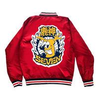 『鹿神SEVEN』オリジナルチームジャンパー(レッド)