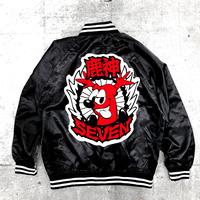 『鹿神SEVEN』オリジナルチームジャンパー(ブラック)