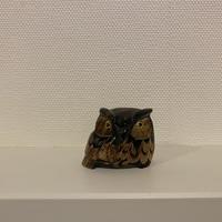 木製フクロウ(2020B003)
