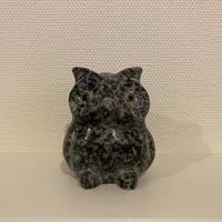 大理石製フクロウ(2020B002)